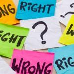 Por que devemos agir eticamente?